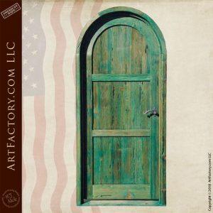 colonial farmhouse door