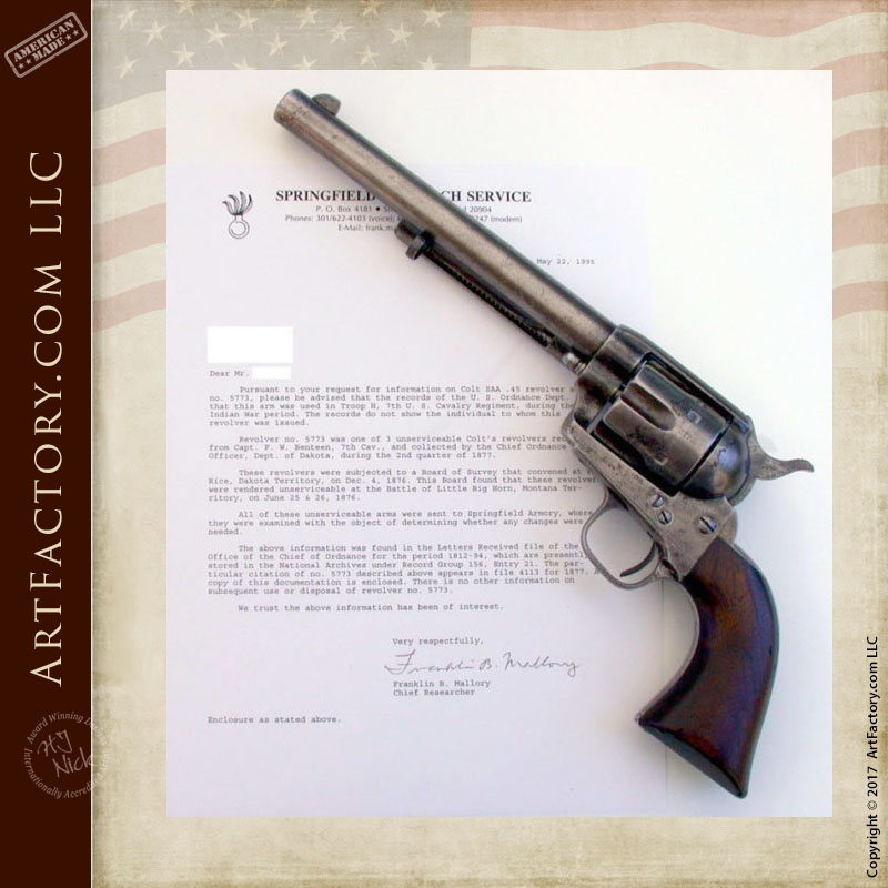 Colt 45 Door Pull