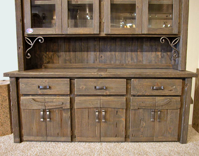 China Cabinet Kitchen Hutch Sideboard Luxury Dining Room Furniture