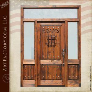 personalized speakeasy door