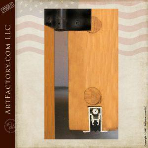 mechanical door sweeps