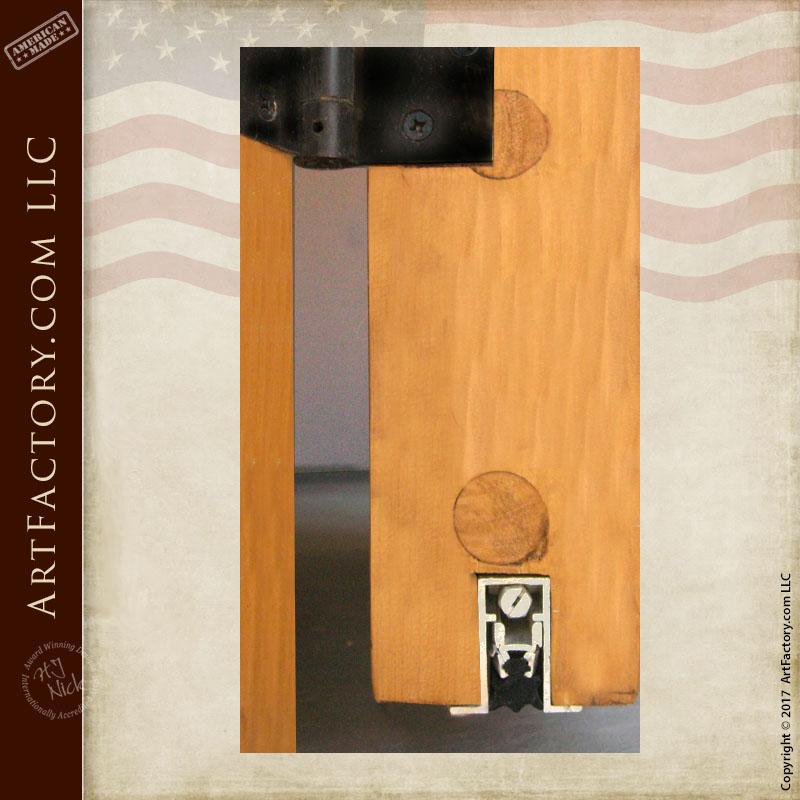 Mechanical door sweeps top quality door hardware for Best quality door hardware