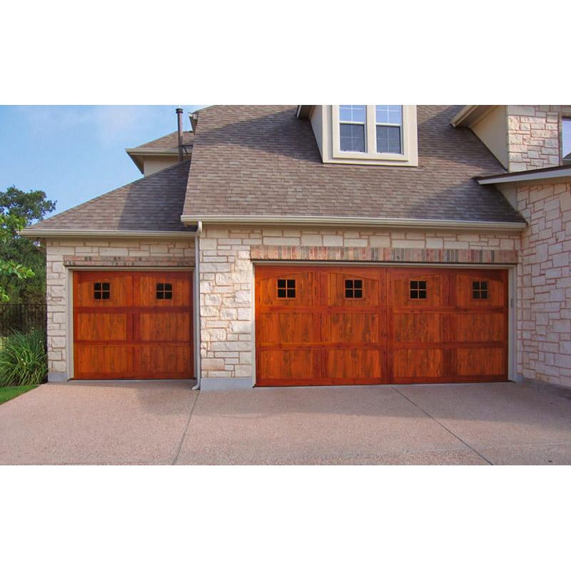 Craftsman Style Det Garage Garage: Garage Doors Craftsman Style Solid Wood