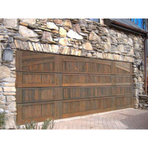 Garage Door - Finished Both Sides Thermal Wall