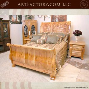 carved-sleigh-bed