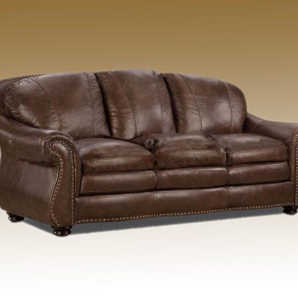 Full Grain Aniline Leather Sofa Full Grain Aniline Leather