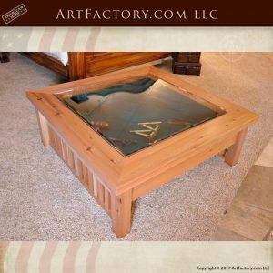 craftsman display table