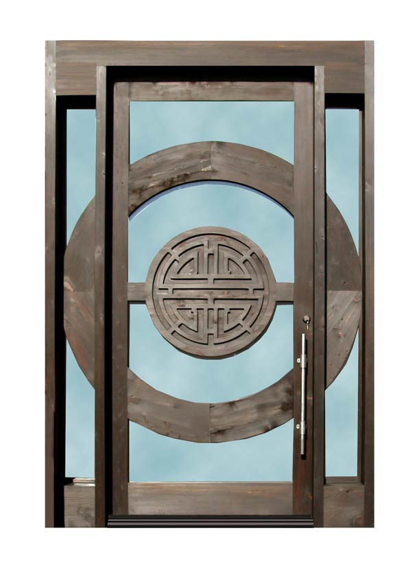Japanese Doors Oriental Door Designs Custom Doors