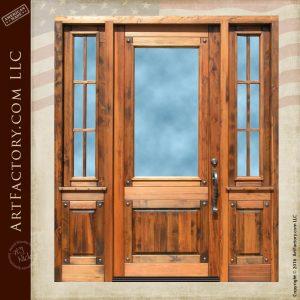 Historical Design Fine Art Door
