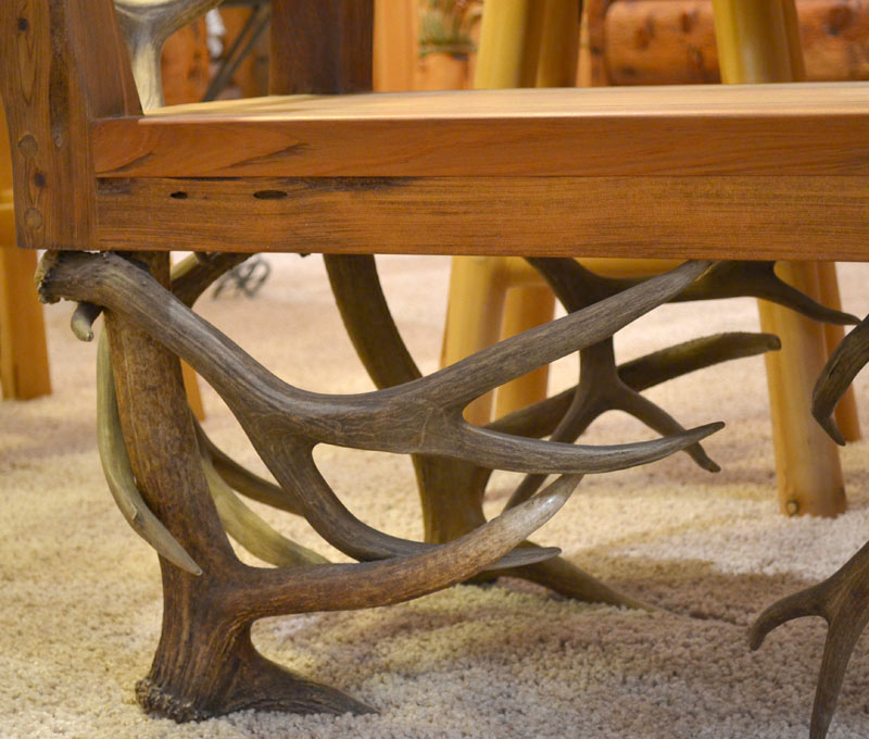 Antler Benches Deer Antler Furniture Custom Hand