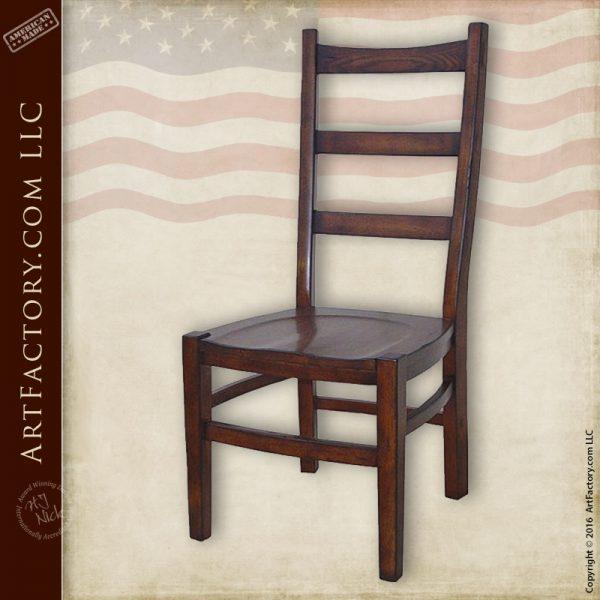 Modern Ladder Back Dining Chair