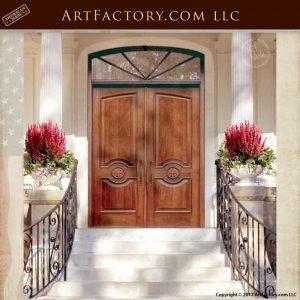 19th Century Inspired Door