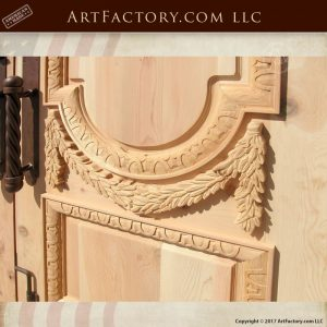 high relief hand wood carvings