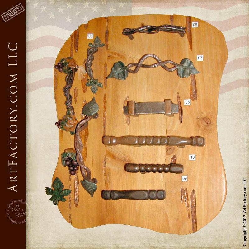 grapevine cabinet hardware