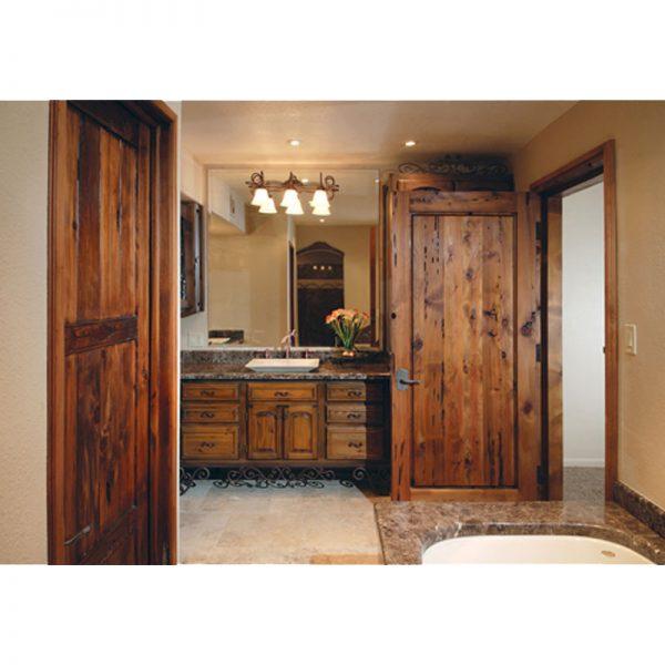 Custom Bathroom Cabinets London: Custom Solid Wood Cabinets