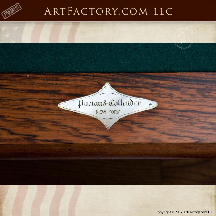 Phelan Amp Collender Inspired Pool Table Solid Wood Master