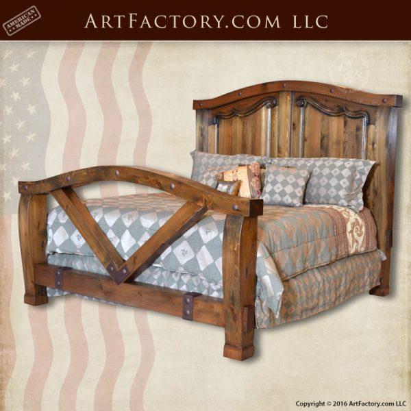 Custom Craftsman style furniture