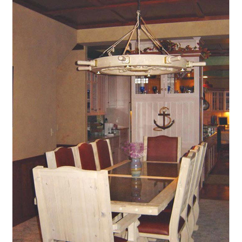 Edmund Fitzgerald Dining Table Historic Dining Tables