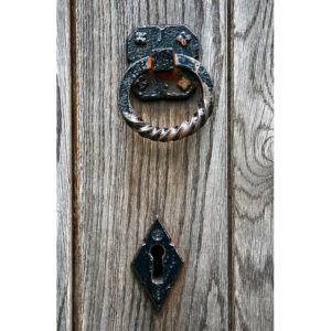 Door Pull - Design from Historical Record