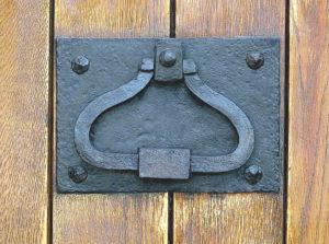 Door Pull Knocker - Historic Design