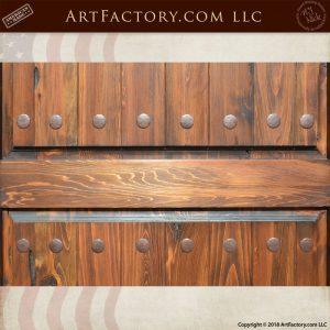 decorative iron clavos