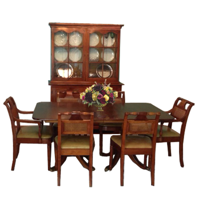 Dining Room Set Craftsman Style Stickley Furniture STKY300