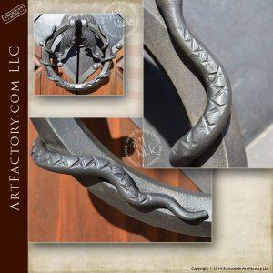 custom Renaissance door knocker