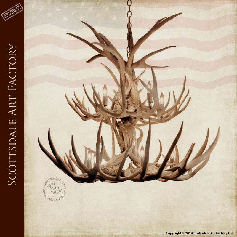 Custom Lighting Designs Rustic