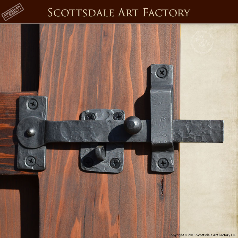 Latch Kitchen Cabinets With Visible Hinges