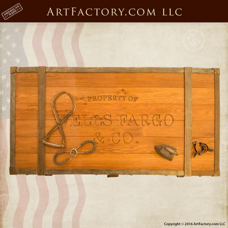 Wells Fargo Coffee Table