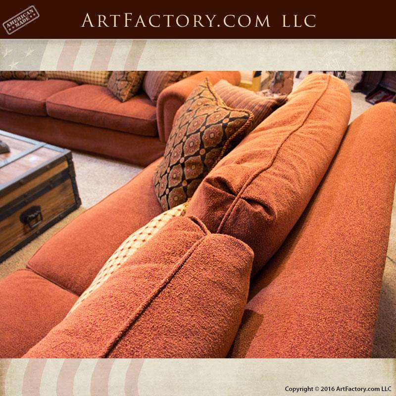 Bedroom Door Hardware Art Van Bedroom Furniture Bedroom Sofa Bedroom Furniture Handles: Custom Goose Down Sofa: Fine Quality Handmade Couches In
