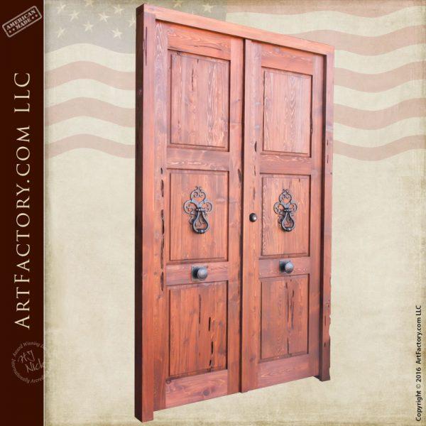 Custom Exterior Doors European Double Doors Scottsdale