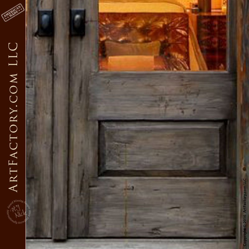 Custom Wood Doors Porta Scorrevole Rome Collection