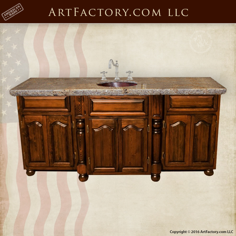 ... Solid Wood Bathroom Vanity. Previous