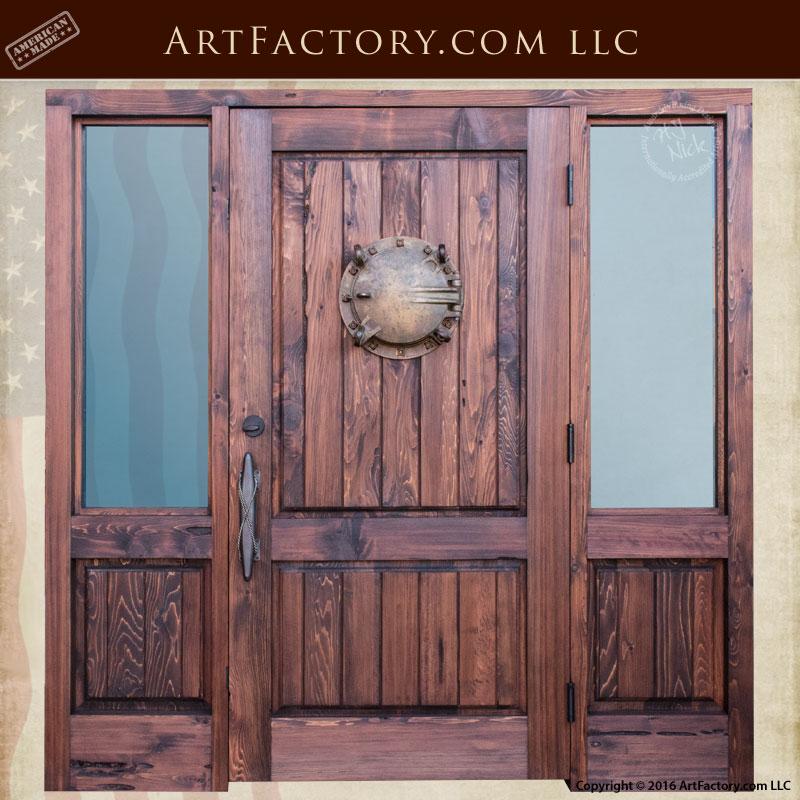 nautical theme door