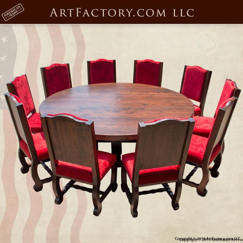 Round Dining Table Round