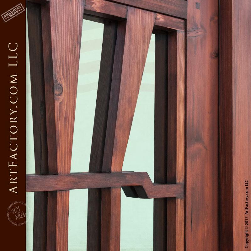 Double Craftsman Original Greene Amp Greene Doors