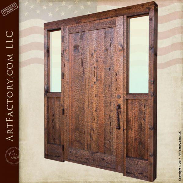 ... Solid Wood Exterior Door ... Part 83