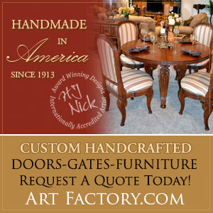 custom doors gates furniture