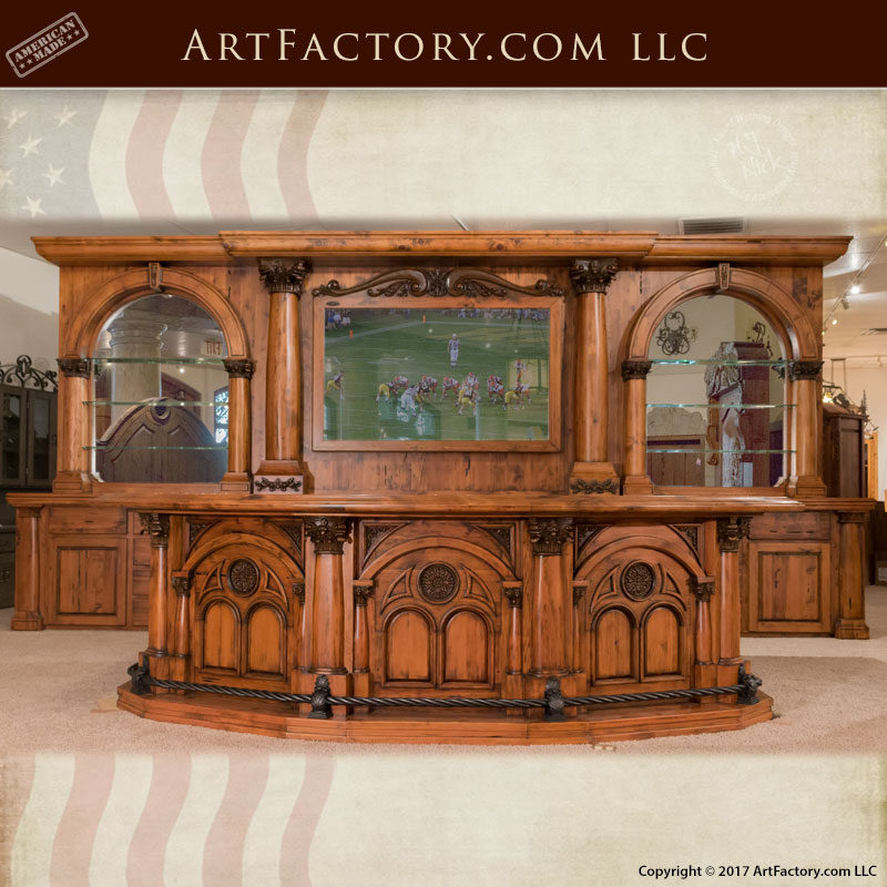 Bar Custom Wood And Woods: Custom Bars: Hand Made Stools, Solid Wood Poker Tables