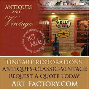 Vintage Restoration | Antique Gas Pumps | Vintage Signs