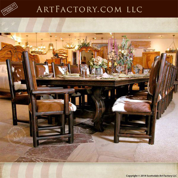 custom dining tables