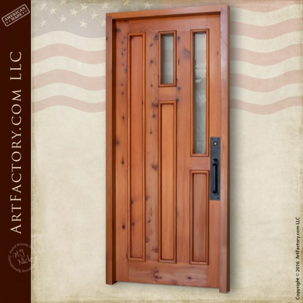 craftsman front door