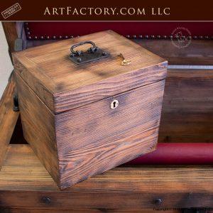 hidden treasure chest