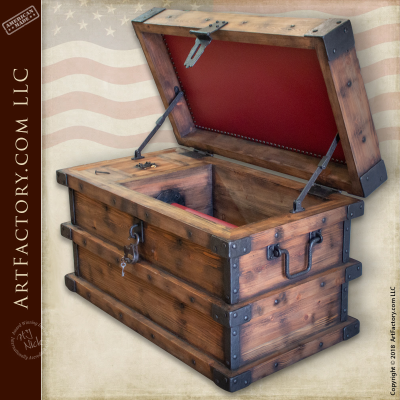 Strong Box Pirates Chest