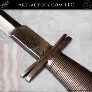 V-42 Stiletto Knife Replica Door Pull