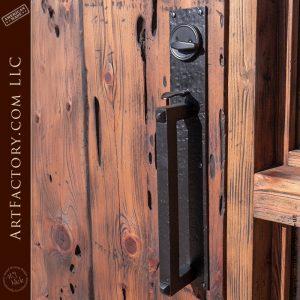 Custom Door Pull Handle