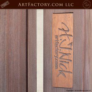 H.J. Nick signature
