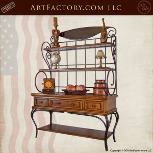 custom display hutch