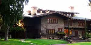 The Gamble House from Wikimedia